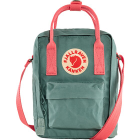 Fjällräven Kånken Sling Shoulder Bag frost green/peach pink